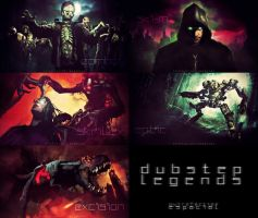 Dubstep Legends by PutrefaccionEspacial