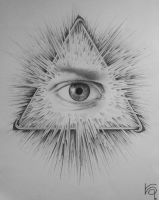 the eye of providence by kamizzi