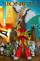 Bionicle 2015 by Kalhiki