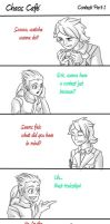 Chaos Cafe: Contest Part 1 by Silvermoonlight448