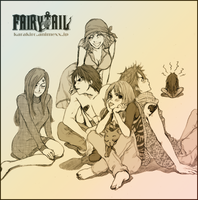 FT: We are Fairy Tail by Alina-chan