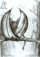 The Jersey Devil by Teratophoneus