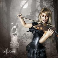 Violin Music by vampirekingdom