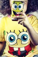 Spongebob Obsessed by Jas-1