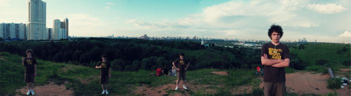 panoramic zend by monsterDylan