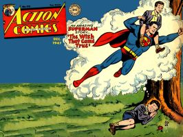 Action Comics 115 by Superman8193
