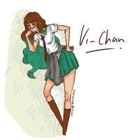 Vi-chaan by virecca