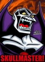 Cartoon Villains - 048 - Skullmaster! by CreedStonegate