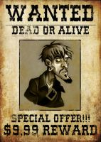 Wanted by MrJackXIII