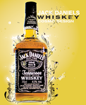 Jack Daniels Poster by l-cosmo-design-l