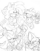 Sonic Doodlezzz : 54 by Narcotize-Nagini