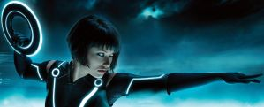 Olivia Wilde - Tron Legacy by Duke-3d
