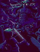 Abyssal Monster - SP by aquasnake