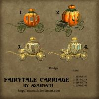 Fairytale Carriage - Asaenath by TUBE-TRADERS