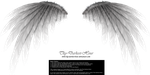 Simplistic Wing - Silver by Thy-Darkest-Hour