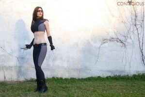 X-Force X-23 by ContagiousCostuming