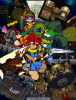 Chrono Trigger by TehREALShadowMan