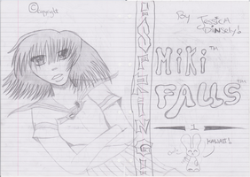 Miki Falls: Front cover by Xiahxj3