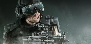 Warface detail by Cristi-B