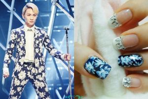 special nails 12 by Taemin4ever