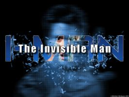 I-Man The Invisible Man by whitedevil
