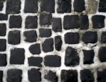 Stock Texture - CobbleStones and Snow by rockgem