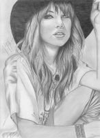 Carly Rae Jepsen by AfterSchoolArts