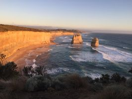 12 Apostles-Another View  by Mac-Wiz
