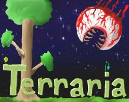 Terraria by dominator123324