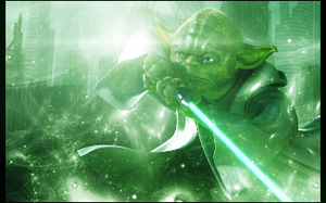 Yoda by Sirvine by SirvineDesign
