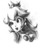 Princess Peach by My-Magic-Dream