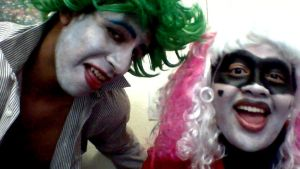 Harley and Mistah J by Tarnisis