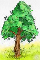 mister tree by therealarien