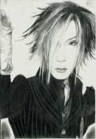 Uruha from The GazettE by ShadowofChaos666