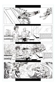Amazing Spider-Man Sequential - Page 2 by stantausan