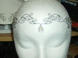 Moonstone Circlet by specialmajick