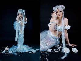 Serenity cosplay Mermaid 8 by Usagi-Tsukino-krv