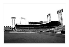 Quisqueya Stadium by luijo