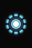 ironman core reactor itouch wallpaper by jugapugz