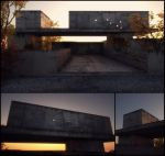 Brutalism, in autumn by AlexCom