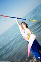 Final Fantasy X - Yuna! by EduardLuzhetskiy