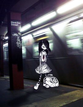 At Bleecker St by ClaireCastle