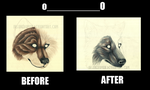 Before and After by InsaneRoman