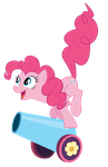 Pinkie Cannon by OTfor2