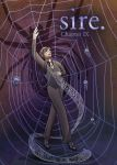 Sire Chapter Nine Cover by AlexisRoyce