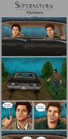 Supernatural: Hitchhikers by MellodyDoll