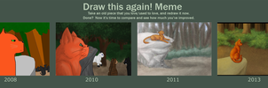 2008 - 2013 by TheCalicoTabby