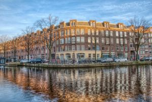 HDR - Waterside house by MaxArceus