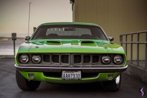 Cuda Front2 by TheyCallMe-G