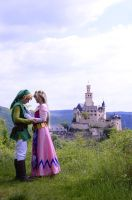 LoZ Cosplay: All I ever wanted by EarAlien